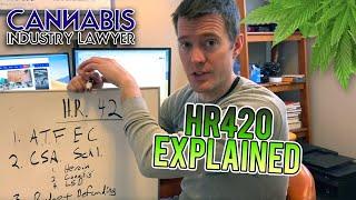 Cannabis Legalization News - HR 420 - January 2019 - new bills in c...