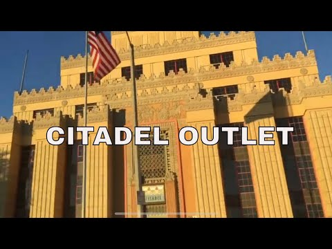 Citadel Oulets Mall, Los Angeles