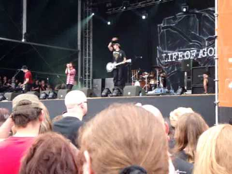 Life Of Agony - This Time - Waldrock 2008 Holland
