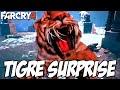 Far Cry 4 Piratas Caçadores - A Vaca Gigante e o Tigre Surprise