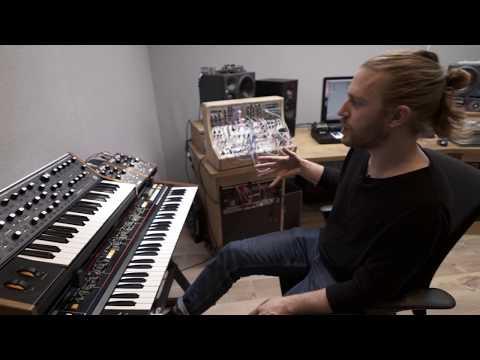 Sub Focus - In The Studio