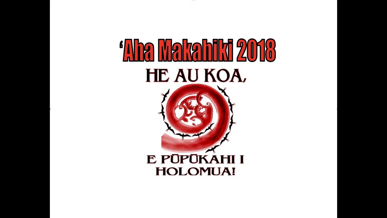 Papa 11 Nohona Workshops - ʻAHA MAKAHIKI 2018