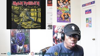 Iron Maiden - Where Eagles Dare (Lyrics) REACTION! THIS SONG GOT A DEEP MESSAGE