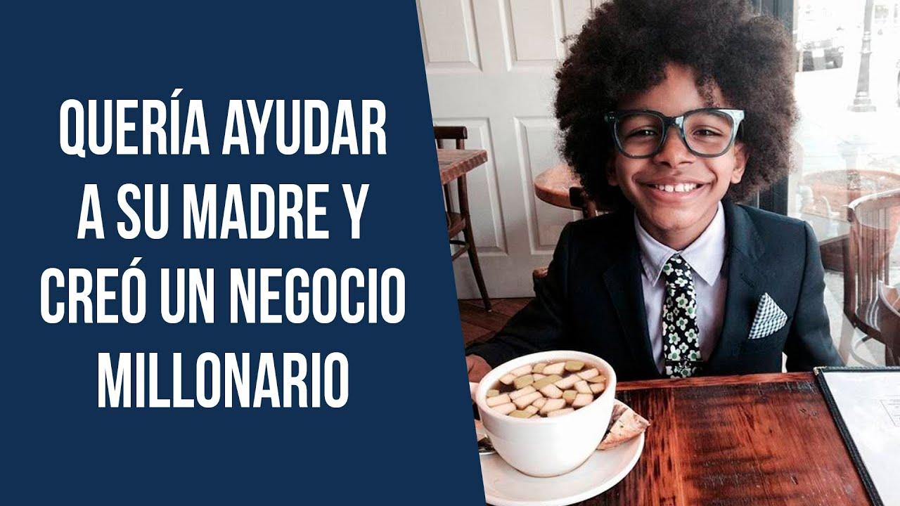 Quería Ayudar a su Madre y Creó un Negocio Millonario | Cory Nieves 💰