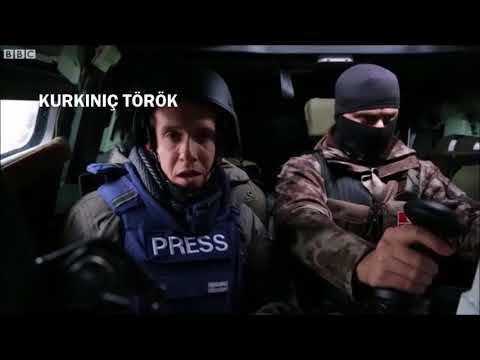 """BBC Suriye Afrin videosu Türkçe altyazılı. """"ZEYTİN DALI OPERASYONU"""""""