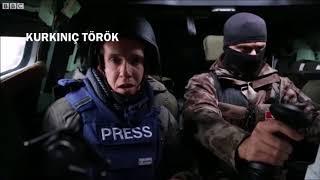 BBC Suriye Afrin videosu Türkçe altyazılı. \ZEYTİN DALI OPERASYONU\