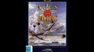 Aces of the Pacific (1992) MS-Dos: Aircraft and Ship Overviews