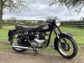 1953 BSA A7 500cc for Sale