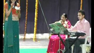 Lali Lali [Swathi Mutyam] - P Susheela program - Nishitha Vissamraju and P.Susheela