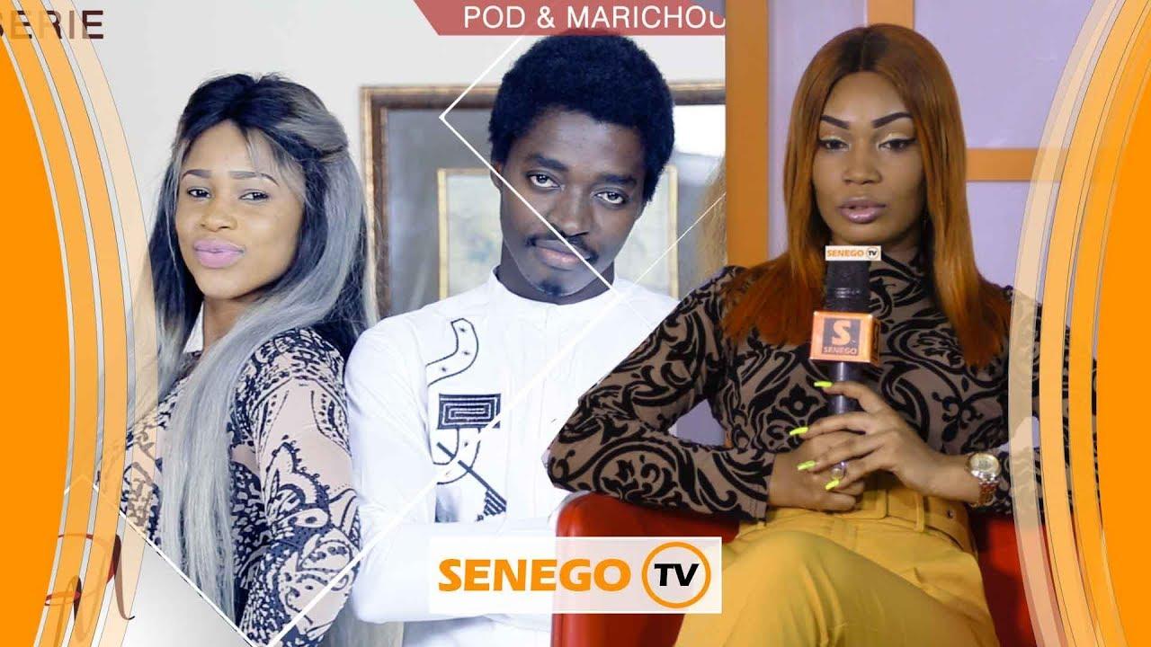 Senego Tv – Louise, actrice : « Démouma lancement Pod et Marichou parce que… » Regardez