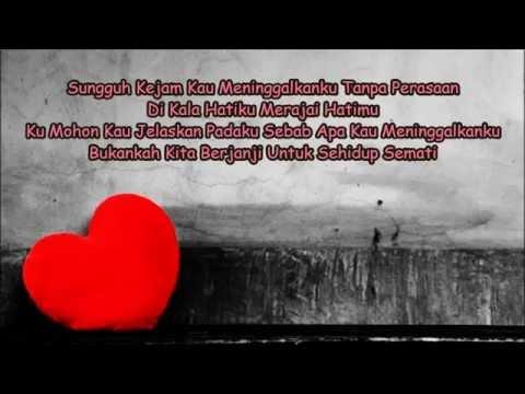 Kangen Band - Sungguh Kejam (Lyrics)