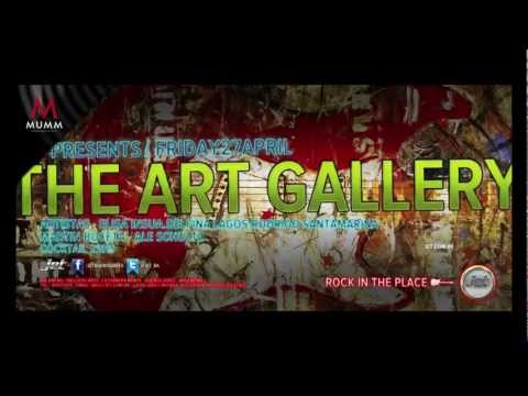 JET ROCK Presents: The Art Gallery 15 de julio del 2012