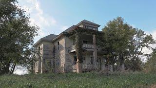 UE - Abandoned Missouri Farmhouse