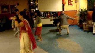 Aandhikhola Urlera aayoo Wageningen Nepali Cultural Program.MPG
