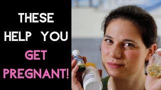 5 Fertility Supplements That Help You Get Pregnant | Vitamins That Increase Fertility