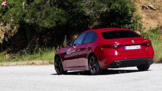 AutoMoto | Test - Drive | Alfa Romeo Giulia 2.2D 180hp