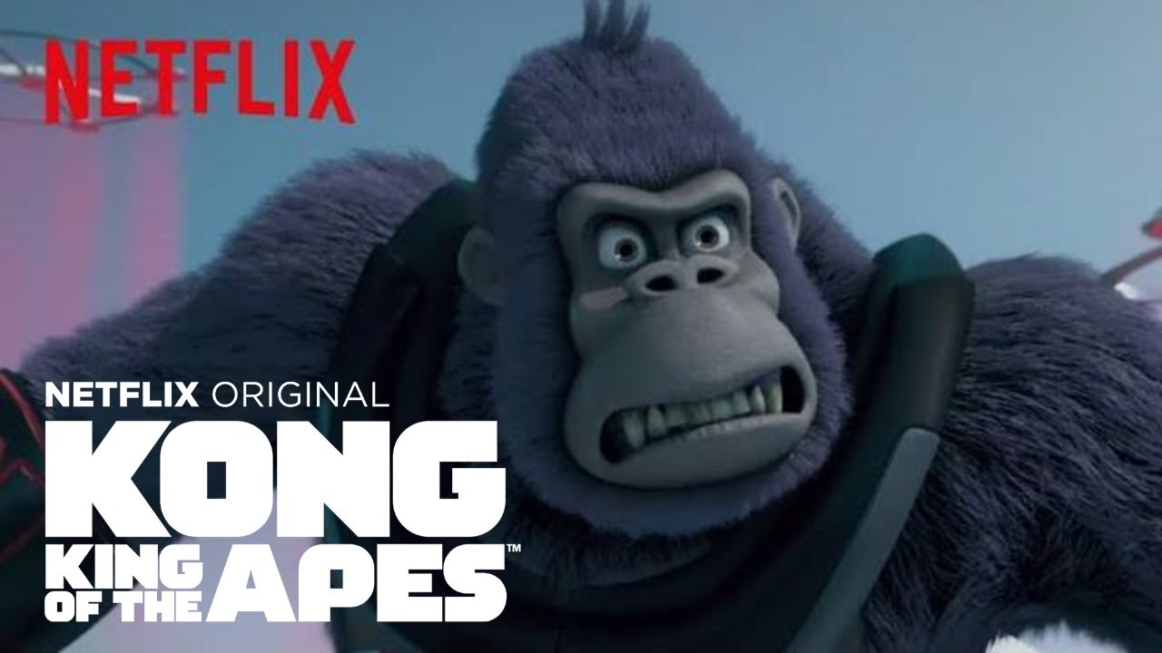 Download Kong On Ice   Kong King of the Apes   Netflix Futures