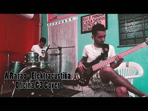 A Razão - Oficina G3 - Drum Bass Cover por Carlos Reinaldo feat. Vinícius Ferrari (solo)