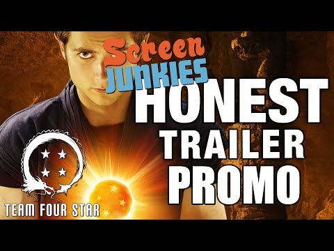 NAPPA meets OPTIMUS PRIME: Honest Trailers (feat. TEAMFOURSTAR) Promo poster