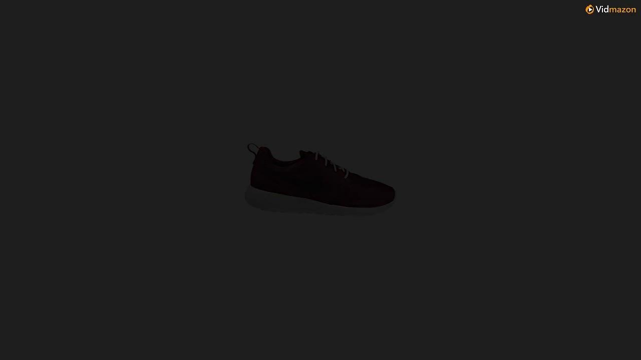 d9ef5a6fd5b NIKE Roshe One Mens Shoes Team Red Black Summit White 511881-607 (10.5 B(M)  US)