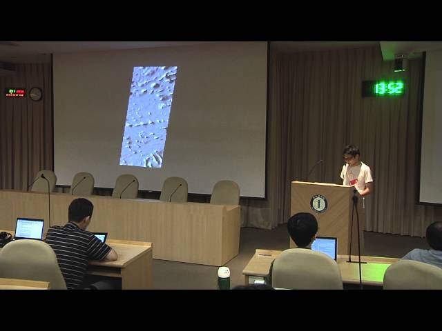 Image from Marsface Project: Detecting Pseudo-artificial Structures ... - Hideki Tanaka (PyCon APAC 2015)