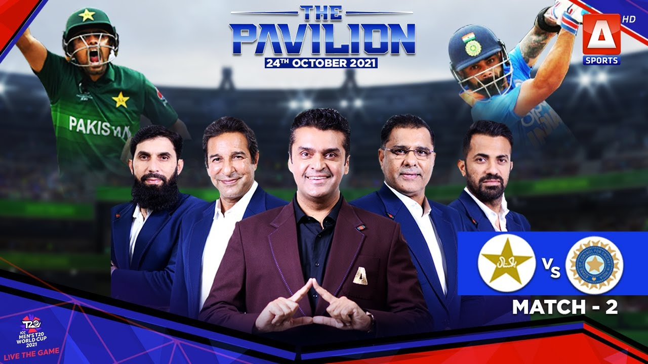 Download 🇵🇰 Pak 🆚 India 🇮🇳 The Pavilion | Fakhr-e-Alam | Post Match 2 | 24th Oct 2021 |  @A Sports