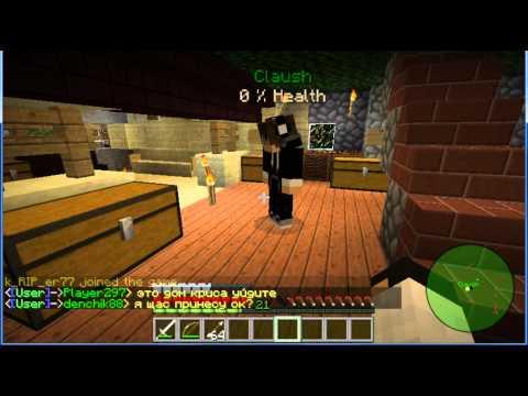 Фильм ужасов Minecraft часть 1 (Призрак)