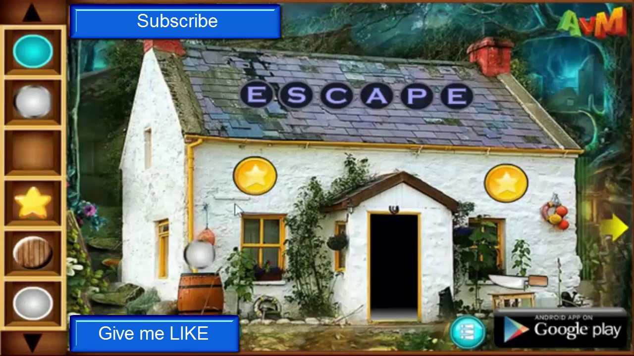 Avm adobe house escape walkthrough avm games youtube for Minimalistic house escape 5 walkthrough