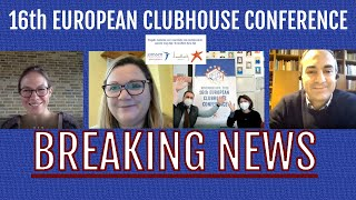 💥Breaking News💥 Nov. 09th, 2020 - Interview to Carmel Doyle, director of Platinum Clubhouse
