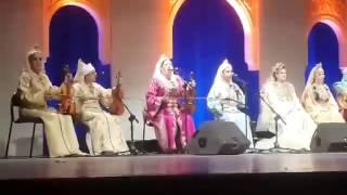 جوق الفرح النسوي بمسرح محمد الخامس Jawk Alfarah Tetouani 2015 2017 Video