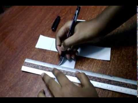 How to make a paper cube (easy steps)