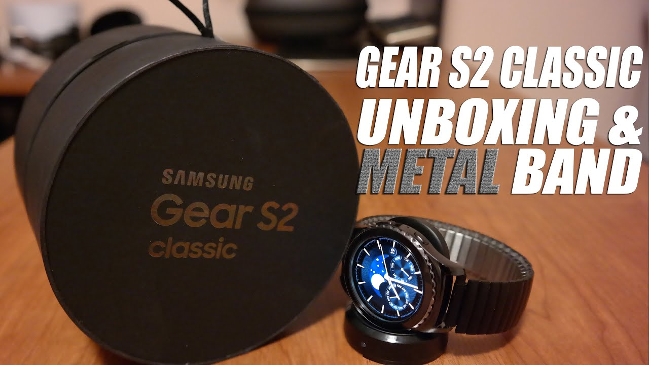 Samsung Gear S3 Classic/Frontier Hands On & Comparison With Gear .