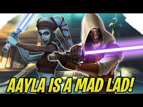 Aayla secura anal