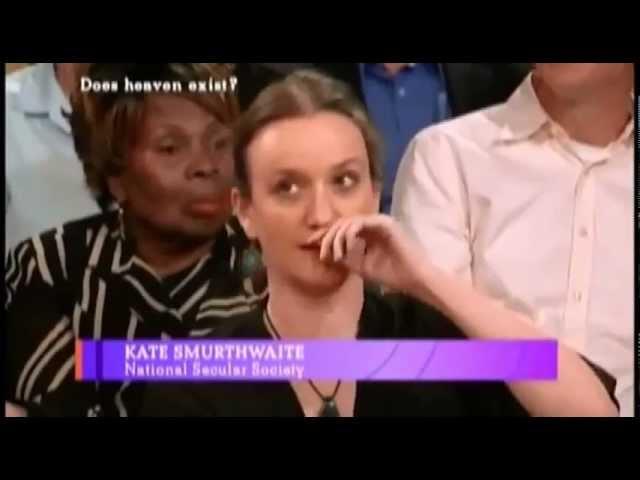 Atheist Bitchslap