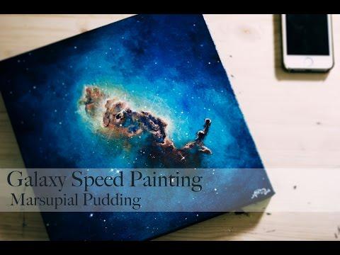 Nebula - Speed Painting