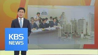 종합부동산세 개편 최종안 발표…다주택자 중과는 정부 손으로 / KBS뉴스(News)