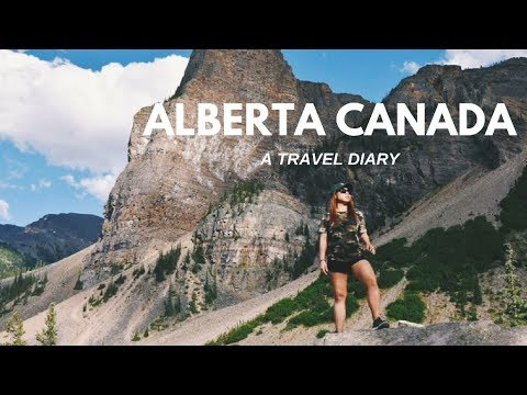 TRAVEL & EXPLORE ALBERTA CANADA | THE HIDDEN BEAUTY