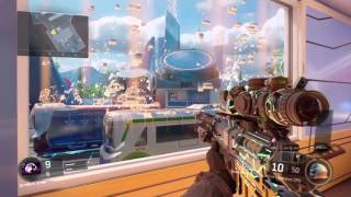 1v1 Sniping on Nuk3town