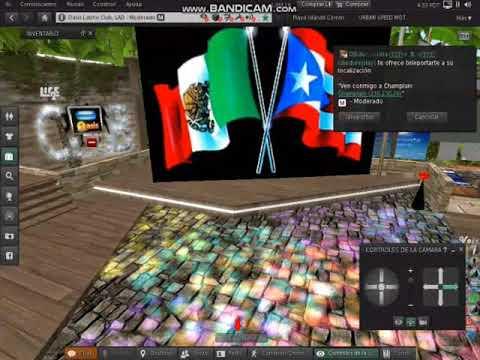 OASIS LATINO PARTY A FAVOR DE PUERTO RICO Y MEXICO