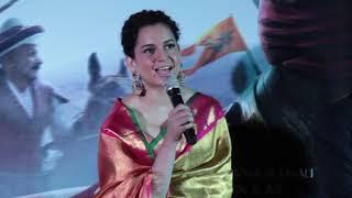 """Manikarnika- The Queen Of Jhansi"" Trailer Launch| Kangana Ranaut| Zee Studios| KamalJain"