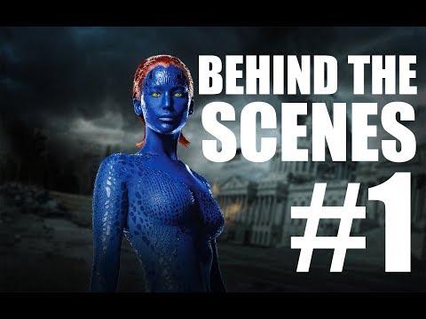 X-Men: Days of Future Past: Making of &...