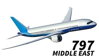 Boeing 797 Receives INTEREST From MIDDLE EAST