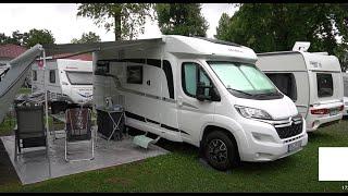 Hobby Optima Ontour V65 Wohnmobil Reisemobil 2020 Walkaround Erfahrung Roomtour Vanlife