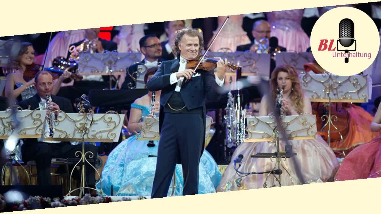 Andre Rieu Tour 2018 In Hamburg Special Tickets Andre Rieu Tour