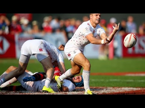 Captain FANTASTIC: England Rugby's Tom Mitchell