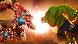 MARVEL Contest of Champions Iron Man Vs The Incredible Hulk!