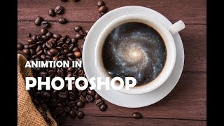 How to make animated GIFs in Photoshop cc 2018 [Creative work]