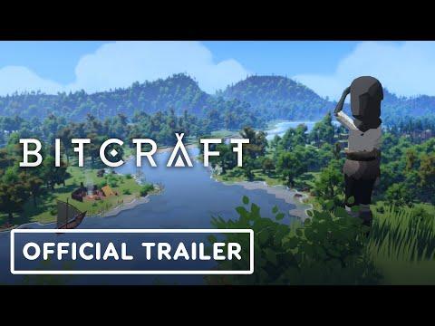 BitCraft - Official Announcement Trailer