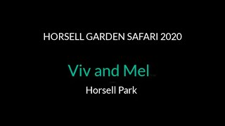 Viv and Mel - Horsell Park