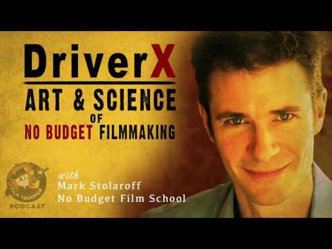 [Podcast] Art and Science of No Budget Filmmaking with Mark Stolaroff